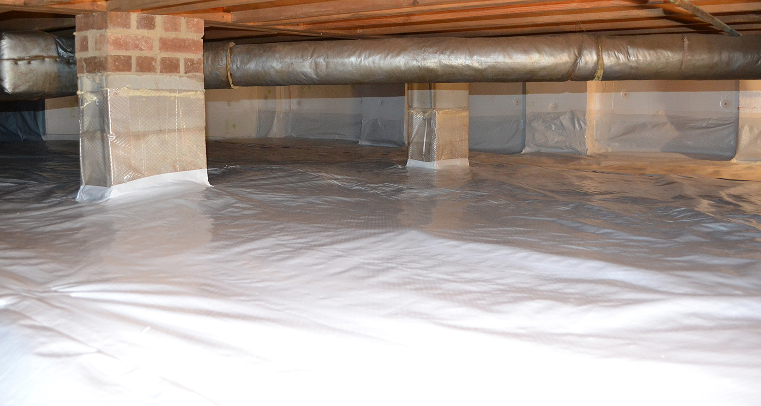 Crawl Space Cleaning | Evergreen Attic Insulation | (888) 396-7071
